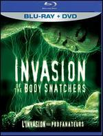 Invasion of the Body Snatchers [Blu-ray/DVD]