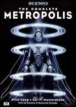 The Complete Metropolis [Limited Edition] - Fritz Lang