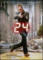24: The Complete Eighth Season [6 Discs]