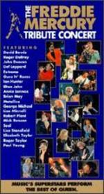 Freddie Mercury Tribute Concert [Vhs]