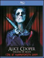 Alice Cooper: Theatre of Death - Live at Hammersmith 2009 [2 Discs] [Blu-ray/CD]