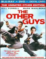 The Other Guys [Unrated] [2 Discs] [Blu-ray/DVD]