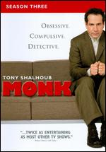 Monk: Season Three [4 Discs] -