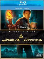 National Treasure: Book of Secrets [2 Discs] [Blu-ray/DVD] [French]