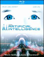 A.I.: Artificial Intelligence [Blu-ray] - Steven Spielberg
