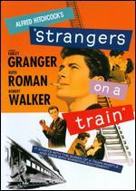 Strangers on a Train (British Version) [Vhs]