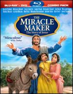 The Miracle Maker: The Story of Jesus [2 Discs] [Blu-ray/DVD] - Derek W. Hayes; Stanislav Sokolov