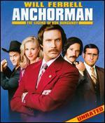 Anchorman: The Legend of Ron Burgundy [Unrated, Uncut & Uncalled For!] [Blu-ray]
