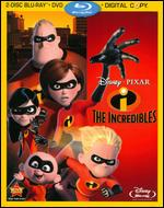 The Incredibles [4 Discs] [Includes Digital Copy] [Blu-ray/DVD] - Brad Bird