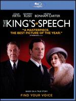 The King's Speech [Blu-ray] - Tom Hooper