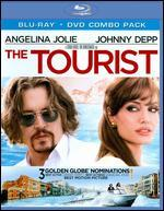 The Tourist [2 Discs] [Blu-Ray/DVD]