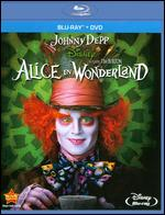 Alice in Wonderland [Blu-Ray/DVD] - Tim Burton