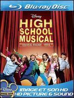 High School Musical [Remix] [French] [Blu-ray]