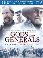 Gods and Generals [Director's Cut] [2 Discs] [DigiBook] [Blu-ray]