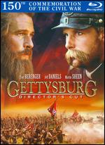 Gettysburg [Director's Cut] [2 Discs] [DigiBook] [Blu-ray] - Ronald F. Maxwell