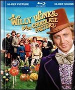 Willy Wonka and the Chocolate Factory [French] [Blu-ray]