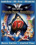 Snow White and the Seven Dwarfs [Diamond Edition] [With 7 Dwarfs Plush Pack] [Blu-ray/DVD]