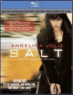 Salt [Unrated] [Deluxe Extended Edition] [Blu-ray]