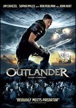 Outlander - Howard McCain
