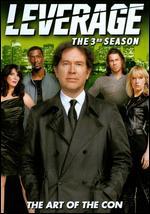 Leverage: The 3rd Season [4 Discs] -