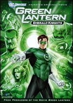 Green Lantern: Emerald Knights - Christopher Berkeley; Jay Oliva; Lauren Montgomery