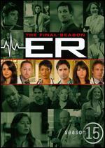 Er: Complete Fifteenth Season [Dvd] [Region 1] [Us Import] [Ntsc]