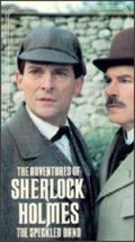 Adventures of Sherlock Holmes: The Speckled Band
