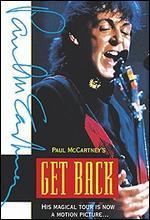 Paul McCartney Get Back (International Edition Multiregion Blu Ray)