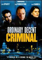 Ordinary Decent Criminal [P&S] - Thaddeus O'Sullivan