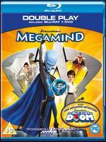 Megamind-Double Play (Blu-Ray + Dvd)