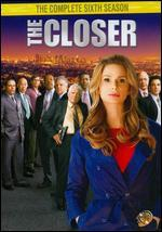 The Closer: The Complete Sixth Season [3 Discs]