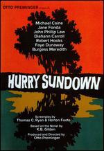 Hurry Sundown - Otto Preminger
