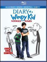 Diary of a Wimpy Kid: Rodrick Rules [3 Discs] [Includes Digital Copy] [Blu-ray/DVD]