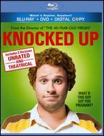 Knocked Up [Rated/Unrated] [2 Discs] [With Tech Support for Dummies Trial] [Blu-ray/DVD]