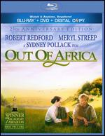 Out of Africa [2 Discs] [With Tech Support for Dummies Trial] [Blu-ray/DVD] - Sydney Pollack