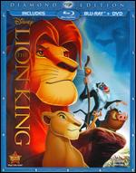 The Lion King [Diamond Edition] [2 Discs] [Blu-ray/DVD] - Rob Minkoff; Roger Allers