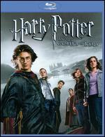 Harry Potter and the Goblet of Fire [With Deathly Hallows, Part 2 Movie Cash] [Blu-ray]