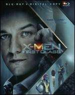 X-Men: First Class [2 Discs] [Includes Digital Copy] [Blu-ray] - Matthew Vaughn