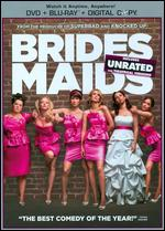 Bridesmaids [Unrated/Rated] [2 Discs] [Includes Digital Copy] [DVD/Blu-ray] - Paul Feig