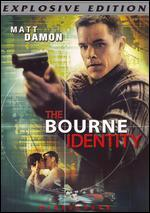 Universal Mc-Bourne Identity [Dvd W/Movie Cash/Ws]