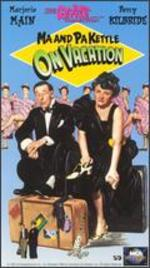 Ma and Pa Kettle on Vacation [Vhs Tape]