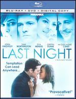 Last Night [2 Discs] [Blu-ray/DVD]