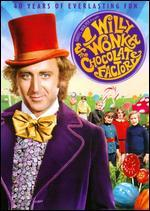 Willy Wonka & the Chocolate Factory (Dvd Movie) Gene Wilder Wide