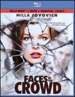 Faces in the Crowd [3 Discs] [With Digital Copy] [Blu-ray/DVD]