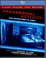Paranormal Activity [With Paranormal Activity 3 Movie Cash] [Includes Digital Copy] [Blu-ray]