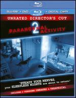 Paranormal Activity 2 [2 Discs] [Paranormal Activity 3 Movie Cash] [Includes Digital Copy] [Blu-ray