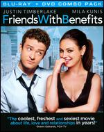 Friends with Benefits [2 Discs] [Blu-ray/DVD] [Includes Digital Copy] [UltraViolet] - Will Gluck