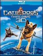 Cats & Dogs: The Revenge of Kitty Galore [3D] [Blu-ray]