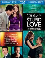 Crazy, Stupid, Love. [French] [Blu-ray/DVD]