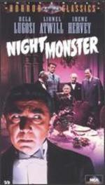 Night Monster [Vhs]
